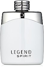 Düfte, Parfümerie und Kosmetik Montblanc Legend Spirit - Eau de Toilette (Tester mit Deckel)