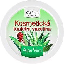 Düfte, Parfümerie und Kosmetik Kosmetische Vaseline - Bione Cosmetics Aloe Vera Cosmetic Vaseline