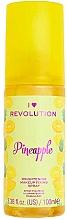 Düfte, Parfümerie und Kosmetik Make-up-Fixierspray Ananas - I Heart Revolution Fixing Spray Pineapple