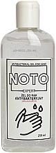Düfte, Parfümerie und Kosmetik Antibakterielles Handgel - Noto Expert Antibacterial Gel For Hand