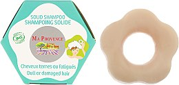 Düfte, Parfümerie und Kosmetik Bio Trockenshampoo - Ma Provence Solid Shampoo