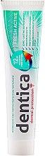 Düfte, Parfümerie und Kosmetik Zahnpasta - Tolpa Dentica Fresh Active