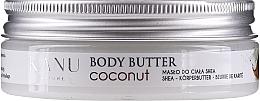 Düfte, Parfümerie und Kosmetik Masło do ciała Kokos - Kanu Nature Coconut Body Butter