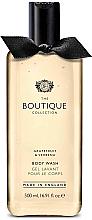 Düfte, Parfümerie und Kosmetik Duschgel mit Grapefruit und Eisenkraut - Grace Cole Boutique Grapefruit & Verbena Body Wash