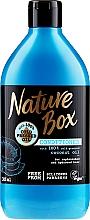 Düfte, Parfümerie und Kosmetik Haarspülung mit kaltgepresstem Kokosöl - Nature Box Coconut Oil Conditioner