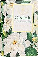 Düfte, Parfümerie und Kosmetik Naturseife mit Gardenienduft - Saponificio Artigianale Fiorentino Masaccio Gardenia Soap