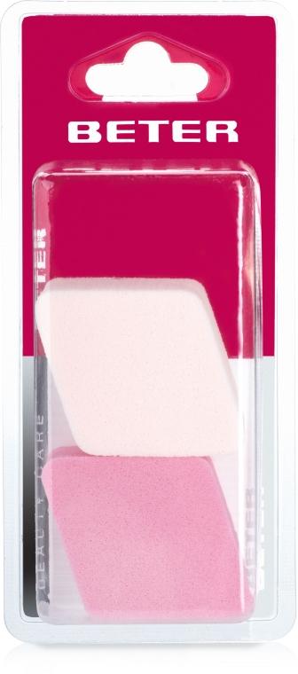 Schminkschwämme aus Latex 2 St. - Beter Beauty Care — Bild N1