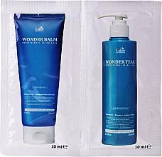 Düfte, Parfümerie und Kosmetik Haarpflegeset - La'dor (Haarmaske 10ml + Conditioner 10ml)