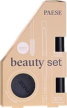 Düfte, Parfümerie und Kosmetik Make-up Set (Wimperntusche 13ml + Eyeliner 0.31g + Lidschatten 3g) - Paese