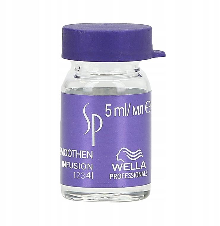 Extra glättende Haarampullen - Wella Professionals Sp Smoothen Infusion — Bild N2