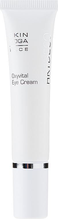 Straffende Augenkonturcreme mit Oxyvital - Artdeco Oxyvital Eye Cream — Bild N2