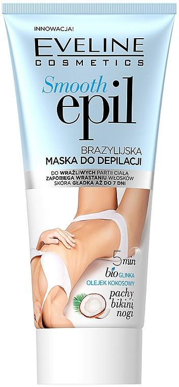 Brasilianische Enthaarungsmaske - Eveline Cosmetics Smooth Epil
