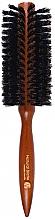 Düfte, Parfümerie und Kosmetik Rundbürste 498952 - Inter-Vion Natural Wood 50 mm