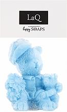 Düfte, Parfümerie und Kosmetik Handgemachte Naturseife Zwei Teddybären mit Fruchtduft - LaQ Happy Soaps