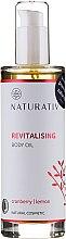 Düfte, Parfümerie und Kosmetik Revitalisierendes Körperöl - Naturativ Revitalizing Body Oil