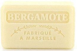 Düfte, Parfümerie und Kosmetik Handgemachte Naturseife mit Bergamotte-Duft und Sheabutter - Foufour Savonnette Marseillaise Bergamote