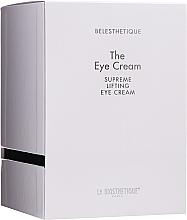 Düfte, Parfümerie und Kosmetik Augencreme mit Lifting-Effekt - La Biosthetique Belesthetique The Eye Cream