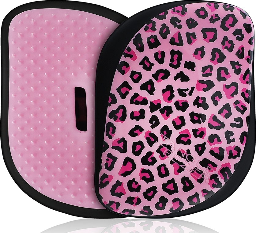 Entwirrbürste - Tangle Teezer Compact Styler Pink Kitty Mobile Brush