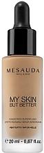 Düfte, Parfümerie und Kosmetik Illuminierende Foundation - Mesauda Milano My Skin But Better