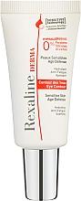 Düfte, Parfümerie und Kosmetik Feuchtigkeitsspendende und beruhigende Augekonturcreme gegen müde Augen - Rexaline Derma Eye Contour Cream