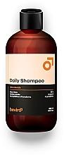 Düfte, Parfümerie und Kosmetik Shampoo für täglichen Gebrauch mit Aloe Vera und Aminosäuren - Beviro Daily Shampoo