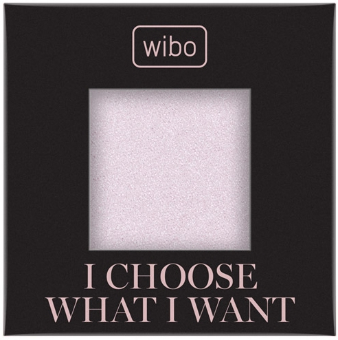 Schimmerpuder Nachfüller - Wibo I Choose What I Want Shimmer