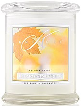Düfte, Parfümerie und Kosmetik Duftkerze im Glas Clearwater Creek - Kringle Candle Clearwater Creek