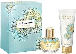 Düfte, Parfümerie und Kosmetik Elie Saab Girl Of Now - Duftset (Eau de Parfum 30ml + Körperlotion 75ml)