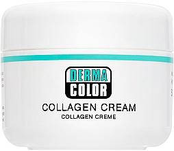 Düfte, Parfümerie und Kosmetik Feuchtigkeitsspendende Gesichtscreme mit Kollagen und Elastin - Kryolan Dermacolor Collagen Cream