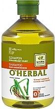 Düfte, Parfümerie und Kosmetik Stärkendes Shampoo mit Kalmuswurzelextrakt - O'Herbal