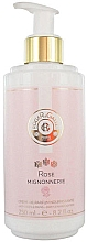 Düfte, Parfümerie und Kosmetik Roger&Gallet Rose Mignonnerie - Nährende parfümierte Körperlotion