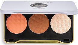 Düfte, Parfümerie und Kosmetik Konturierpalette für das Gesicht - Makeup Revolution Patricia Bright Face Palette