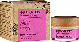 Düfte, Parfümerie und Kosmetik Verjüngende Gesichtscreme mit Orchideenextrakt - Gracja Bio Face Cream