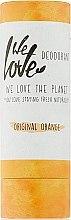 Düfte, Parfümerie und Kosmetik Deostick Original Orange - We Love The Planet Original Orange Deodorant Stick