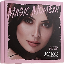 Düfte, Parfümerie und Kosmetik Make-up Set (Lidschatten 7g + Nagellack 10ml + Mascara 9ml) - Joko Makeup Magic Moment