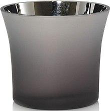 Düfte, Parfümerie und Kosmetik Votivkerzenhalter - Yankee Candle Savoy Ombre Metallic Glass Votive