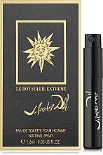Düfte, Parfümerie und Kosmetik Salvador Dali Le Roy Soleil Extreme - Eau de Toilette (Probe)