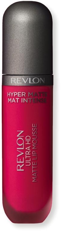 Matter Lippenstift - Revlon Ultra HD Matte Lip Mousse