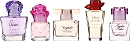 Düfte, Parfümerie und Kosmetik Charrier Parfums Pack Collections - Duftset (Eau de Parfum 10.7ml + Eau de Parfum 10.1ml + Eau de Parfum 12ml + Eau de Parfum 9.8ml + Eau de Parfum 10.5ml)