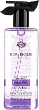 Düfte, Parfümerie und Kosmetik Flüssigseife mit Lavendel und Bergamotte - Grace Cole Boutique Lavender and Bergamot Hand Wash