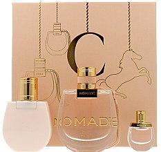 Düfte, Parfümerie und Kosmetik Chloe Nomade - Duftset (Eau de Parfum 75ml + Eau de Parfum Mini 5ml + Körperlotion 100ml)