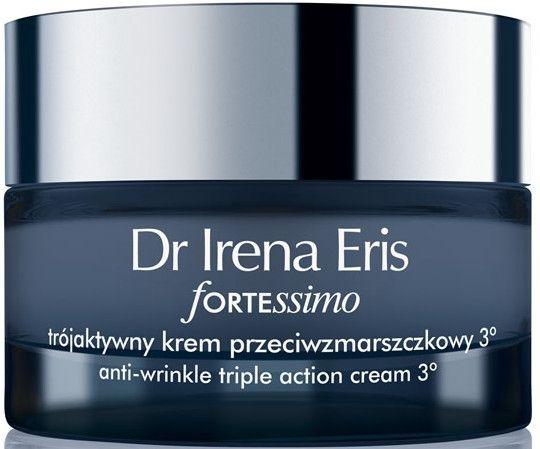 Anti-Aging Nachtcreme für das Gesicht gegen Falten - Dr Irena Eris Fortessimo Anti-wrinkle Triple Action Cream — Bild N1