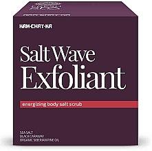 Düfte, Parfümerie und Kosmetik Energetisierendes Salz-Körperpeeling - Natura Siberica Fresh Spa Kam-Chat-Ka Salt Wave Exfoliant