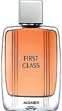Düfte, Parfümerie und Kosmetik Aigner First Class - Eau de Toilette (Tester)