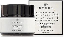 Düfte, Parfümerie und Kosmetik Regenerierende Nachtcreme für das Gesicht - Avant Advanced Bio Regenerating Overnight Treatment
