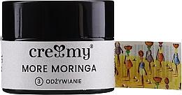Düfte, Parfümerie und Kosmetik Feuchtigkeitsspendende Gesichtscreme mit Moringaöl - Creamy More Moringa Cream