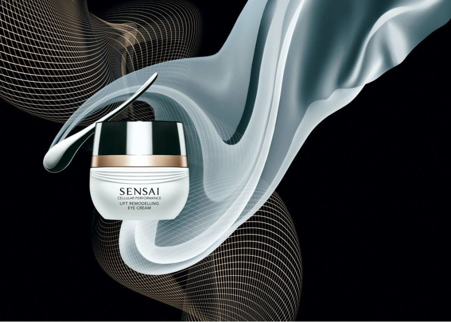 Augenkonturcreme - Kanebo Sensai Cellular Performance Lift Remodelling Eye Cream — Bild N3
