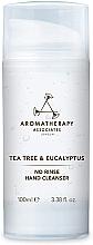 Düfte, Parfümerie und Kosmetik Antibakterielles Handreinigungsgel mit Eukalyptus und Kiefer - Aromatherapy Associates No Rinse Hand Cleanser