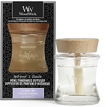 Düfte, Parfümerie und Kosmetik Raum-Diffuser Lavendel - Woodwick Home Fragrance Diffuser Lavender Spa