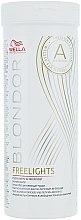 Düfte, Parfümerie und Kosmetik Blondierpuder - Wella Professionals Blondor Freelights